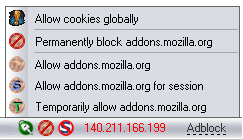 CookieSafe 3.0.3