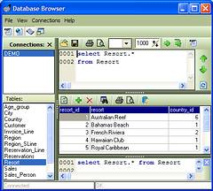Database Browser Portable 5.0.0.15