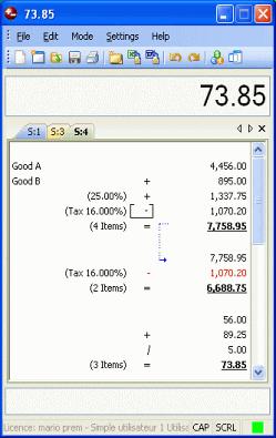 DeskCalc 4.2.24