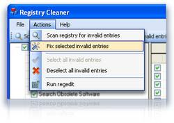 Digeus Registry Cleaner 5.4