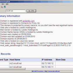 DomainHostingView 1.51