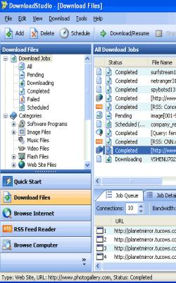 DownloadStudio 6.0.3.0
