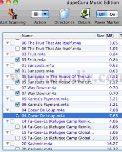 dupeGuru Music Edition (Macintosh) 5.6.6