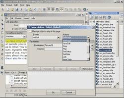 Dynamic HTML Editor 6.0 Build 81