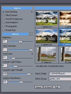Dynamic Photo-HDR (Macintosh) 4.8