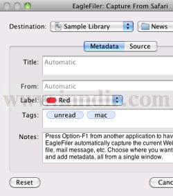 EagleFiler 1.5