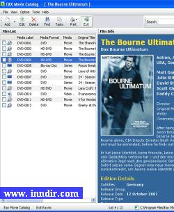Eax Movie Catalog 2.5.0