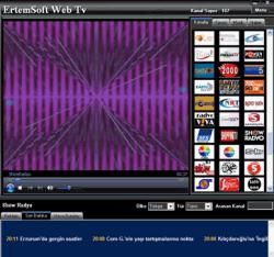 ErtemSoft WebTv 1.0