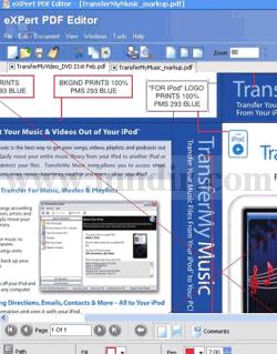 eXPert PDF Editor 1.5.1050