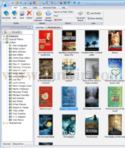 eXtreme Books Manager 1.0.3.9