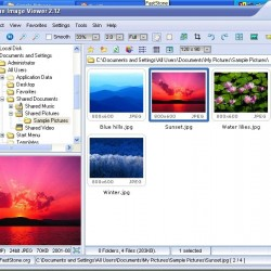FastStone Image Viewer (Portable) 4.8