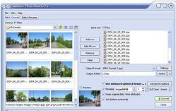 FastStone Photo Resizer 3.0