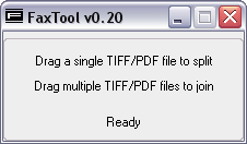 FaxTool 0.20