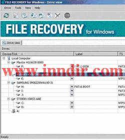 File Recovery for Windows 1.0 build 201