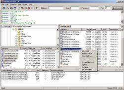 FileZilla 3.1.1