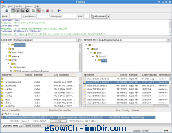FileZilla (Linux) 3.1.2 RC1