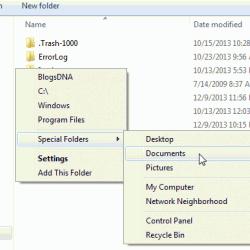 Folders Popup 1.2.5
