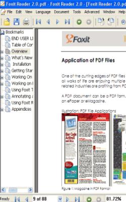 Foxit Reader 3.3