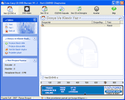 Free Easy CD DVD Burner 4.0