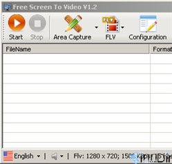Free Screen to Video 1.2