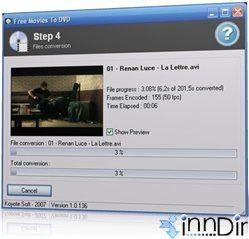 Free Videos to DVD 3.2