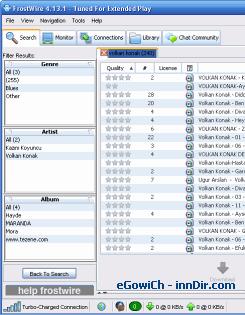 FrostWire (Macintosh) 4.21.6