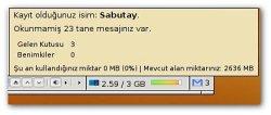 Gmail Notifier 0.6.3.8