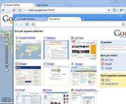 Google Chrome Beta 0.2.149.29