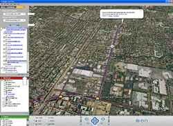 Google Earth (Macintosh) 4.3.7284.3916