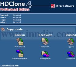 HDClone 4.1.3