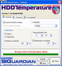 HDD Temperature Pro 4.0.17