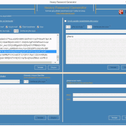Heavy Password Generator 1.0.0.0