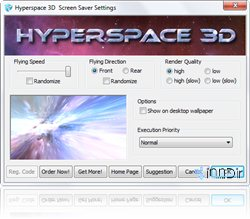 Hyperspace 3D 3.34