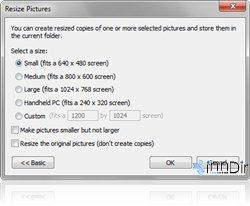 Image Resizer PowerToy Clone for Windows 2.0
