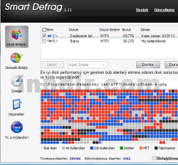 IObit SmartDefrag 2.3.0.1126