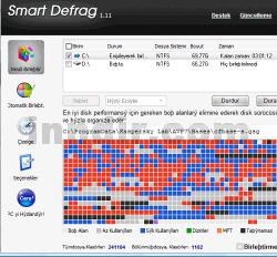 IObit SmartDefrag 2.8.0.1210