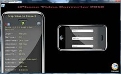 iPhone Video Converter 2010 1.2