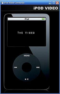 iPod Video Converter 2009 1.3