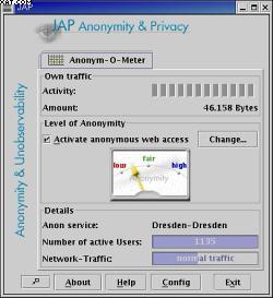 JAP Anonymity & Privacy 00.19.001