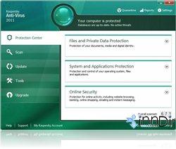 Kaspersky Anti-Virus 2011 11.0.1.400 Türkçe