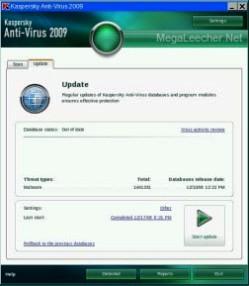 Kaspersky Rescue Disk 09.11.2012
