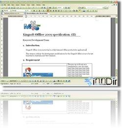 Kingsoft Office 2009