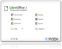 LibreOffice (Linux) 3.4.3