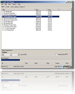 Light Mp3 Player 1.3