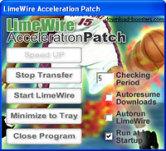 LimeWire Acceleration Patch 6.0.4.0