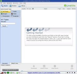 LimeWire Basic (Linux) 4.18.3