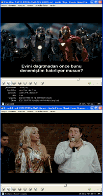Media Player Classic (Ev Sineması) 1.6.6.6957
