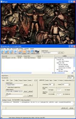 MediaCoder 0.8.21 Yapı 5399