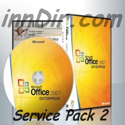 Microsoft Office 2007 Service Pack 2  Almanca