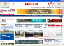Milliyet Emlak Browser